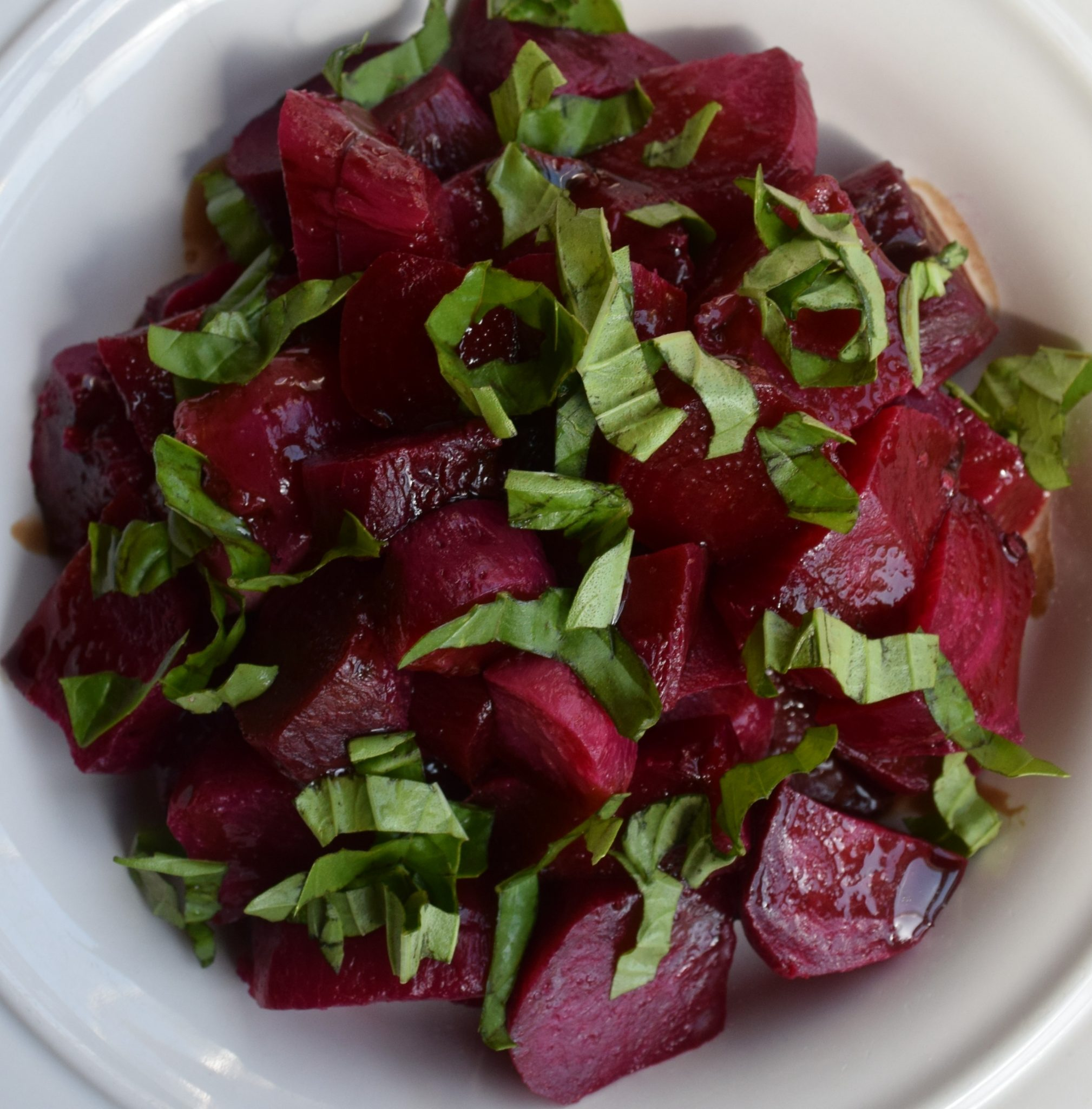 Roasted Beets – Homegrown!!