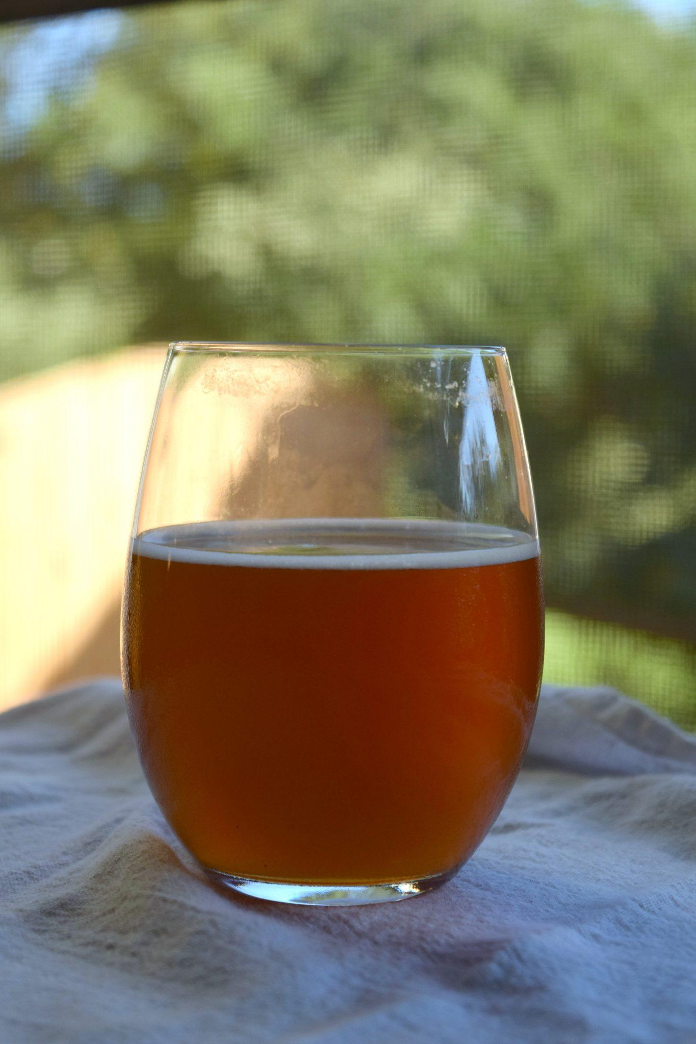 Belgian Tripel – Home Brew!