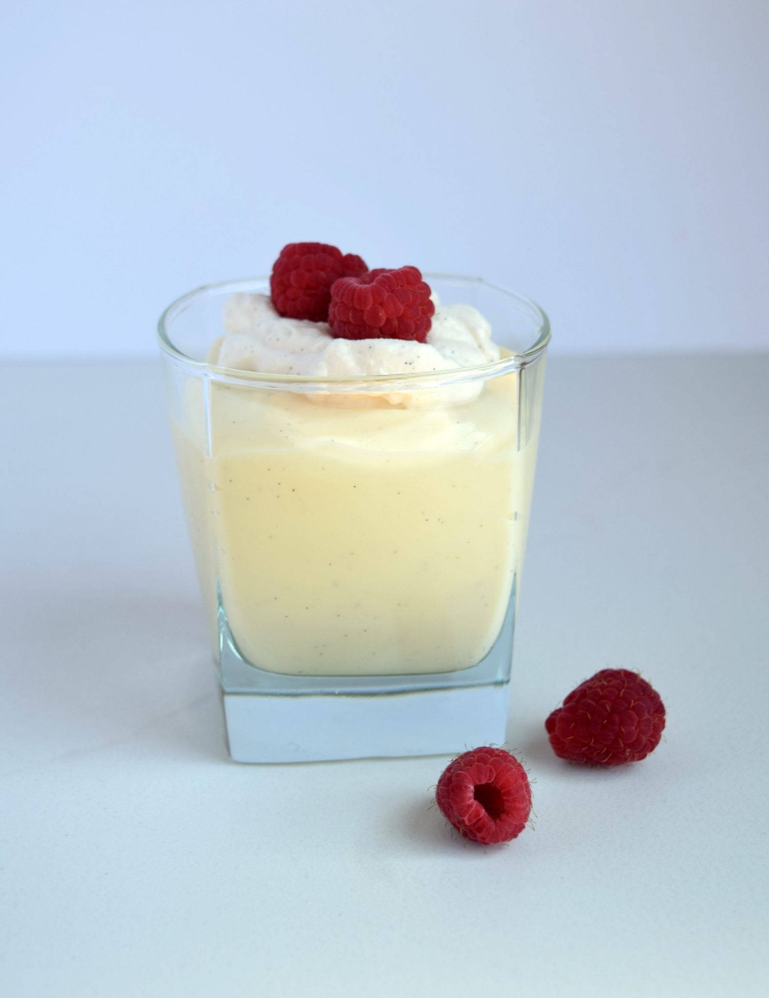 White Chocolate Pudding - Beer Girl Cooks