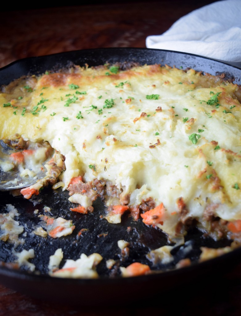 People's Porter Shepherd's Pie