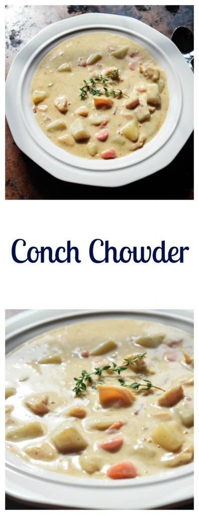 Conch Chowder
