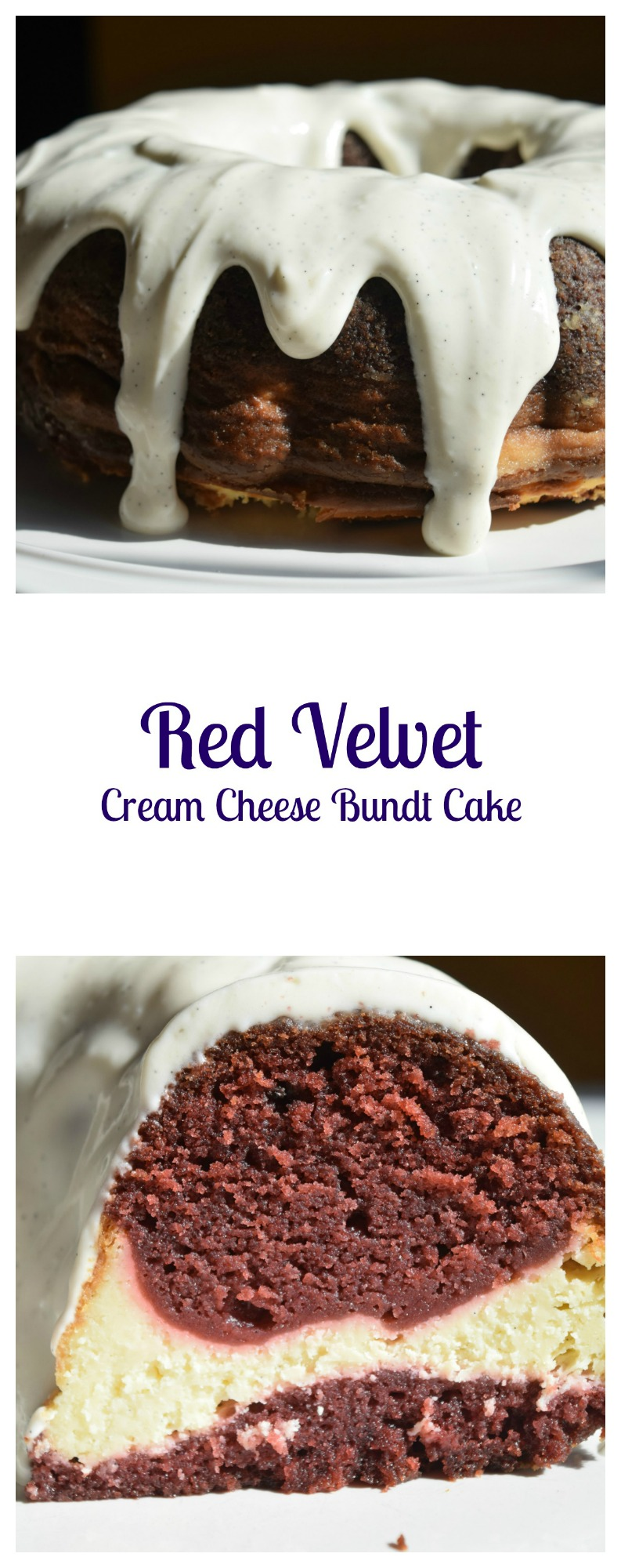 Red Velvet Strawberry Layer Cake With Cream Cheese Frosting