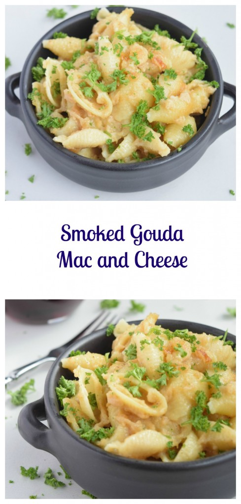 Smoked Gouda Mac and Cheese