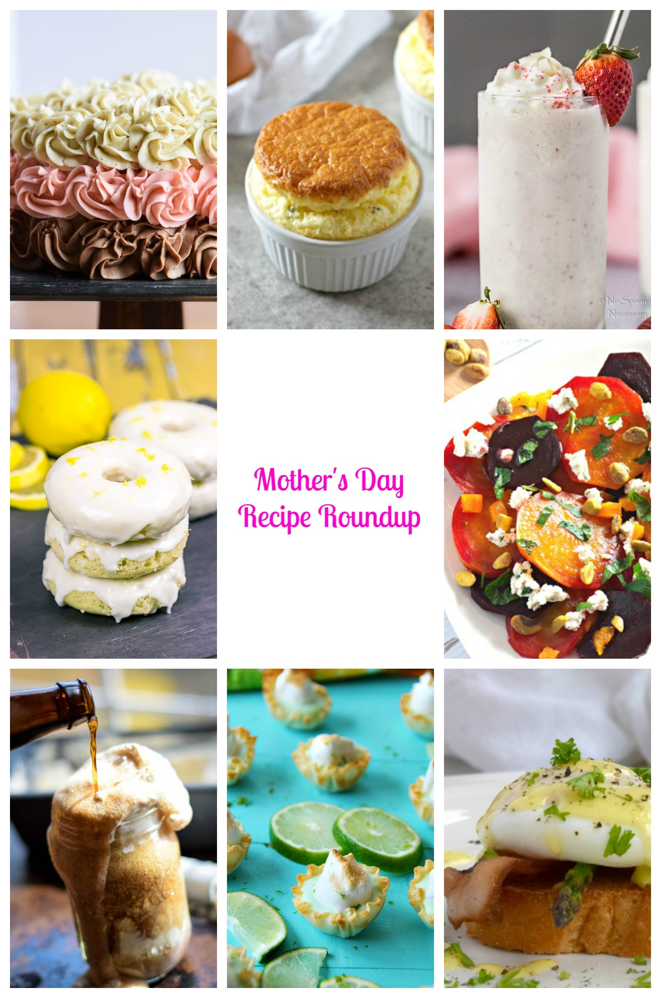 Mother's Day Recipe Roundup