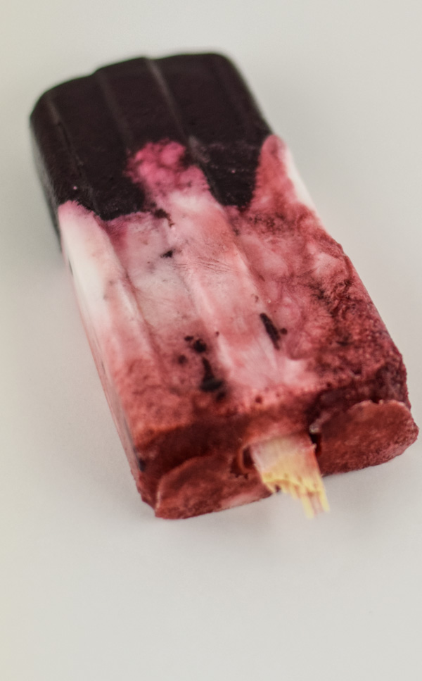 Boozy Red White and Blueberry Limoncello Popsicles-11