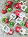 Strawberry Kiwi Coconut Popsicles-230