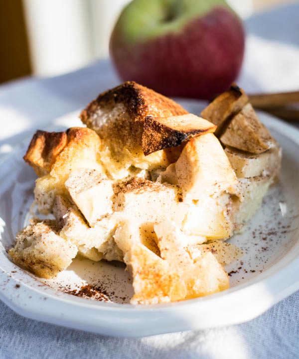 Apple Bread Pudding Recipe