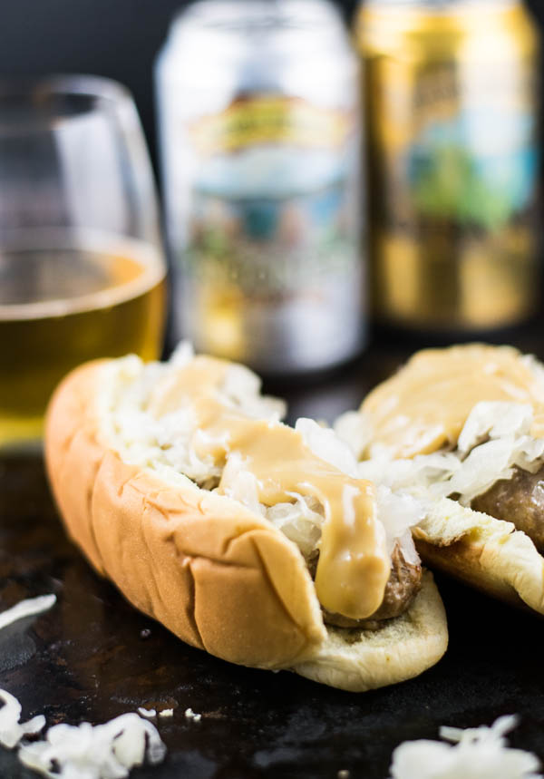 Easy Beer Brats Recipe