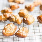 Homemade Beer Pretzel Bites Recipe