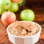 Easy Slow Cooker Homemade Apple Sauce Recipe