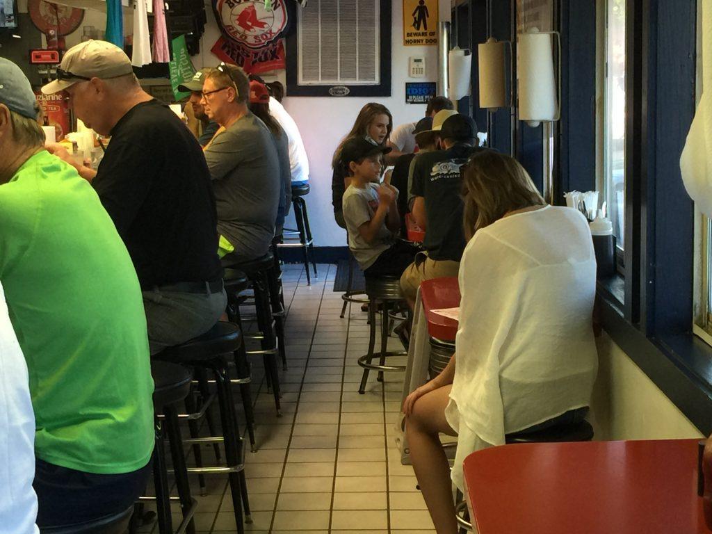 Harold's Diner - Hilton Head Island, South Carolina
