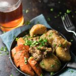 Brown Ale Beer-Braised Pot Roast