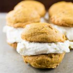 Pumpkin Spice Whoopie Pies Recipe