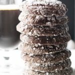 Coffee Porter Chocolate Brownie Cookies combines favorite treats of chocolate, brownies, and cookies with a delicious coffee porter perfect for the holidays.