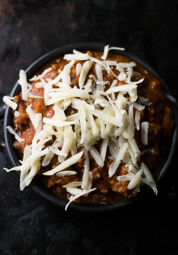 Jalapeno Pale Ale Chili