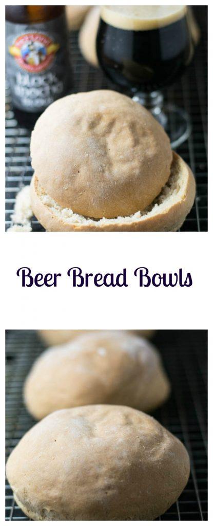 Beer Bread Bowls