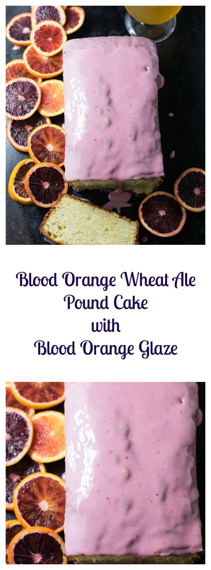 Beer Glaze Cake