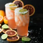 Blood Orange Gose Margarita